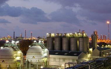 Industrie chimique et pétrochimique