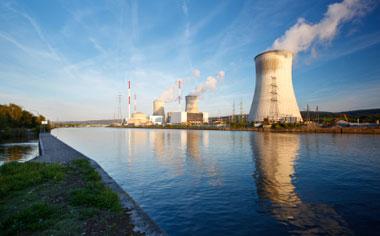 Energies centrale thermique et nucléaire
